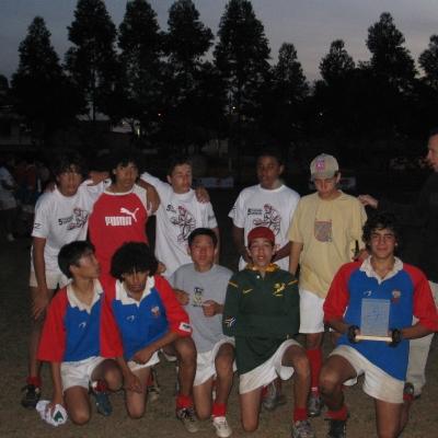 PAC Infantil - Leopardo Guerreiro jun2005